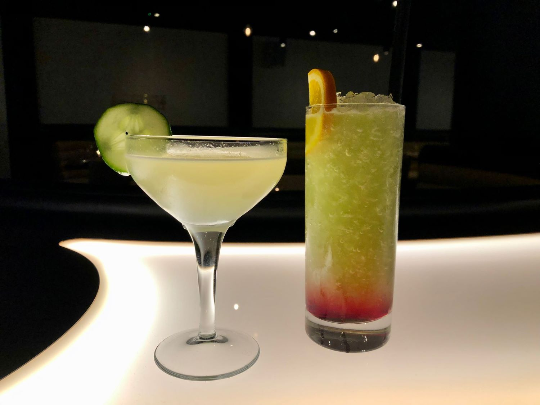 Cocktails at STK Steakhouse, Westminster