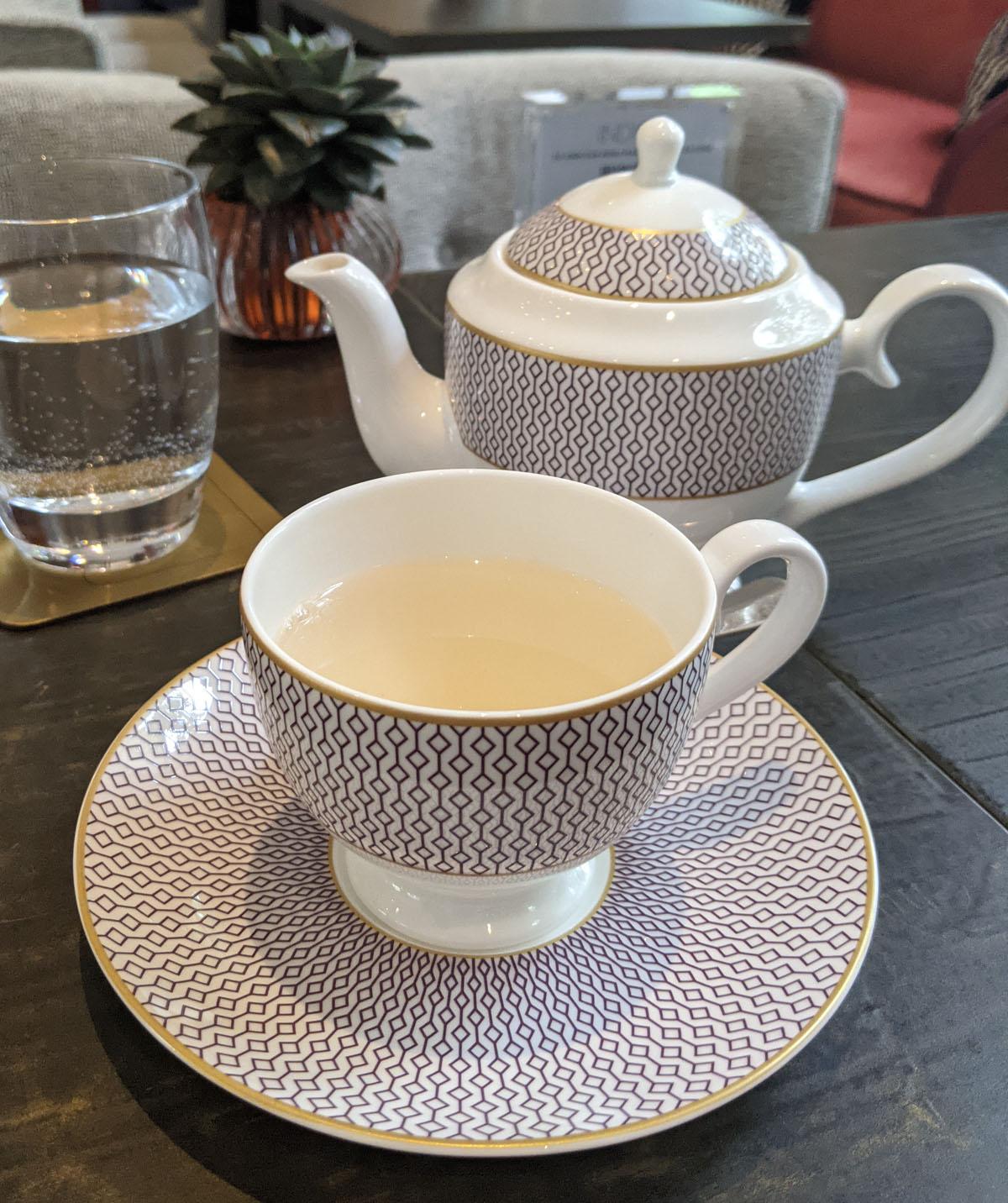 silver needle - one aldwych tea
