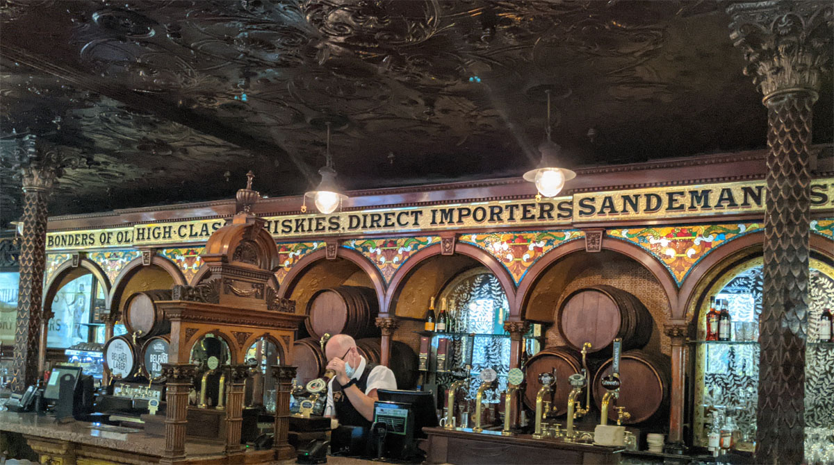 Bar Crown Belfast