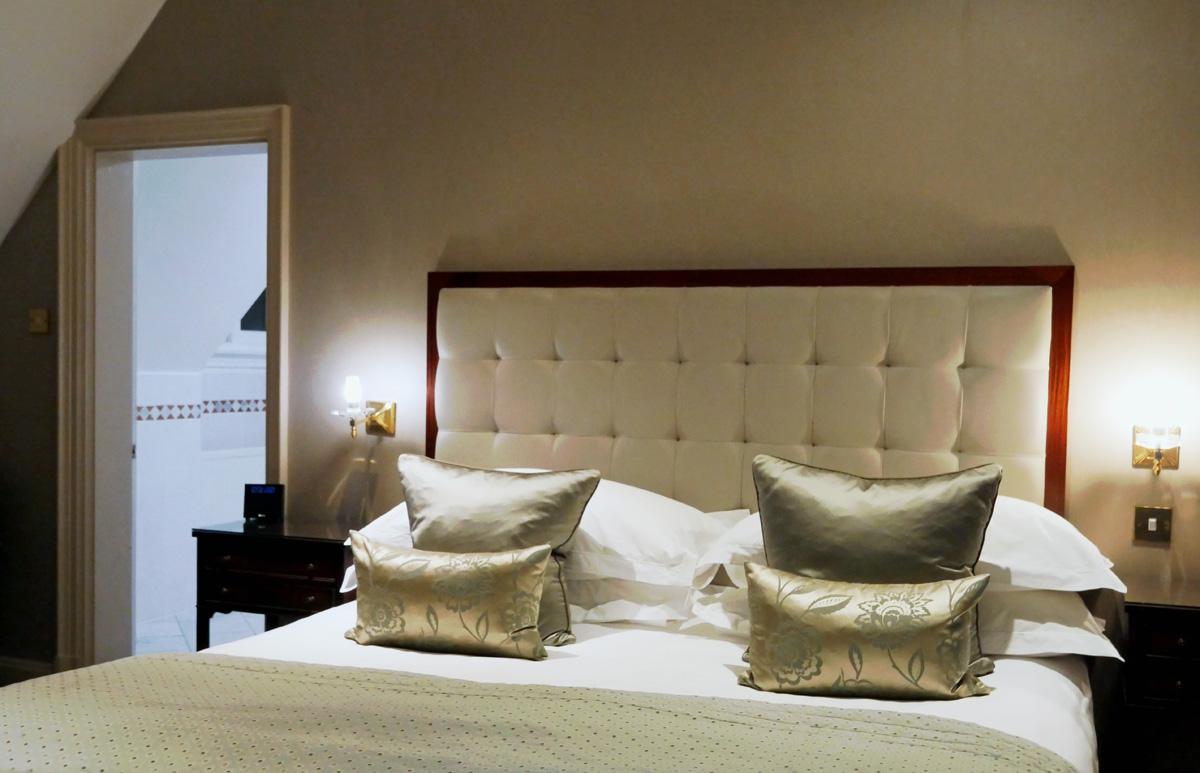 Bedroom Tylney Hall Suite
