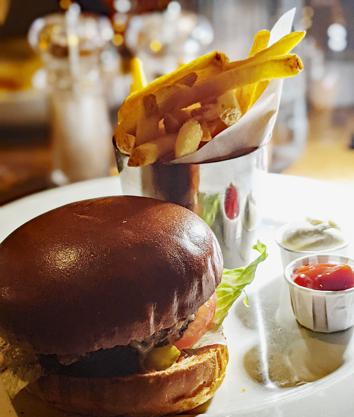 Burger - Angel Oak