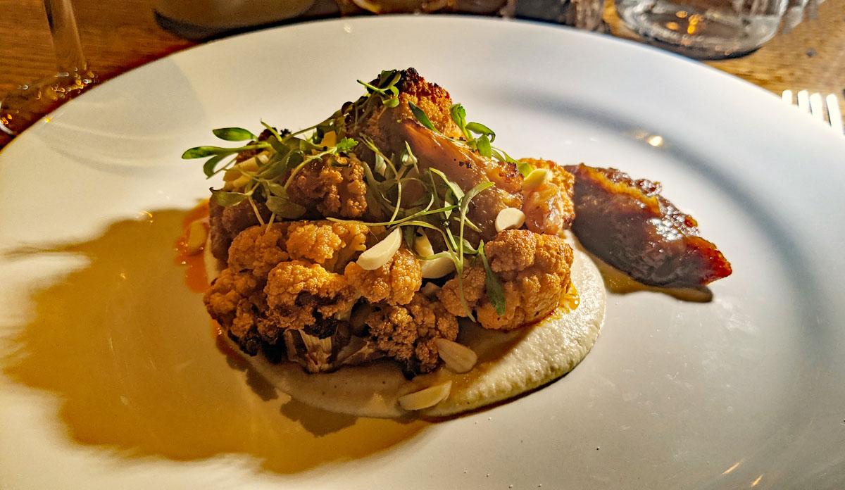Cauliflower - The Angel Oak