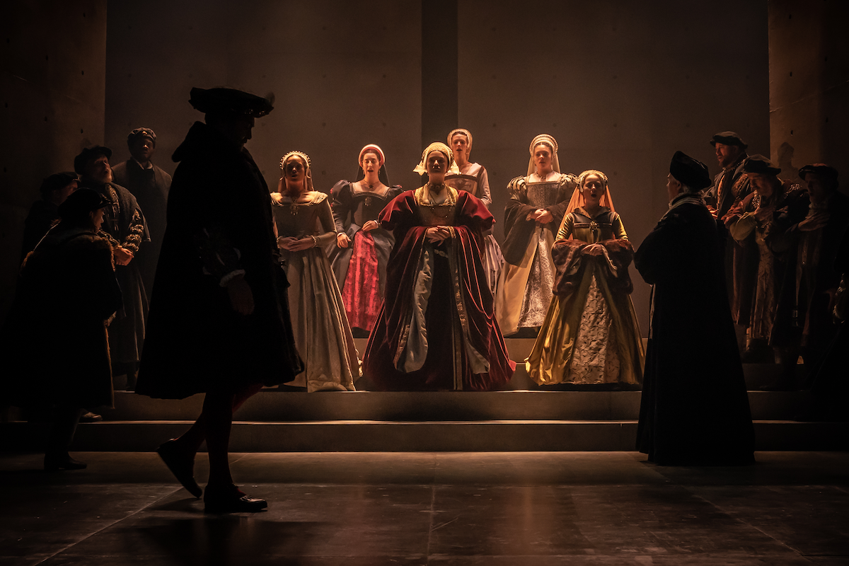 Company of The Mirror and the Light (3) - Photo by Marc Brenner