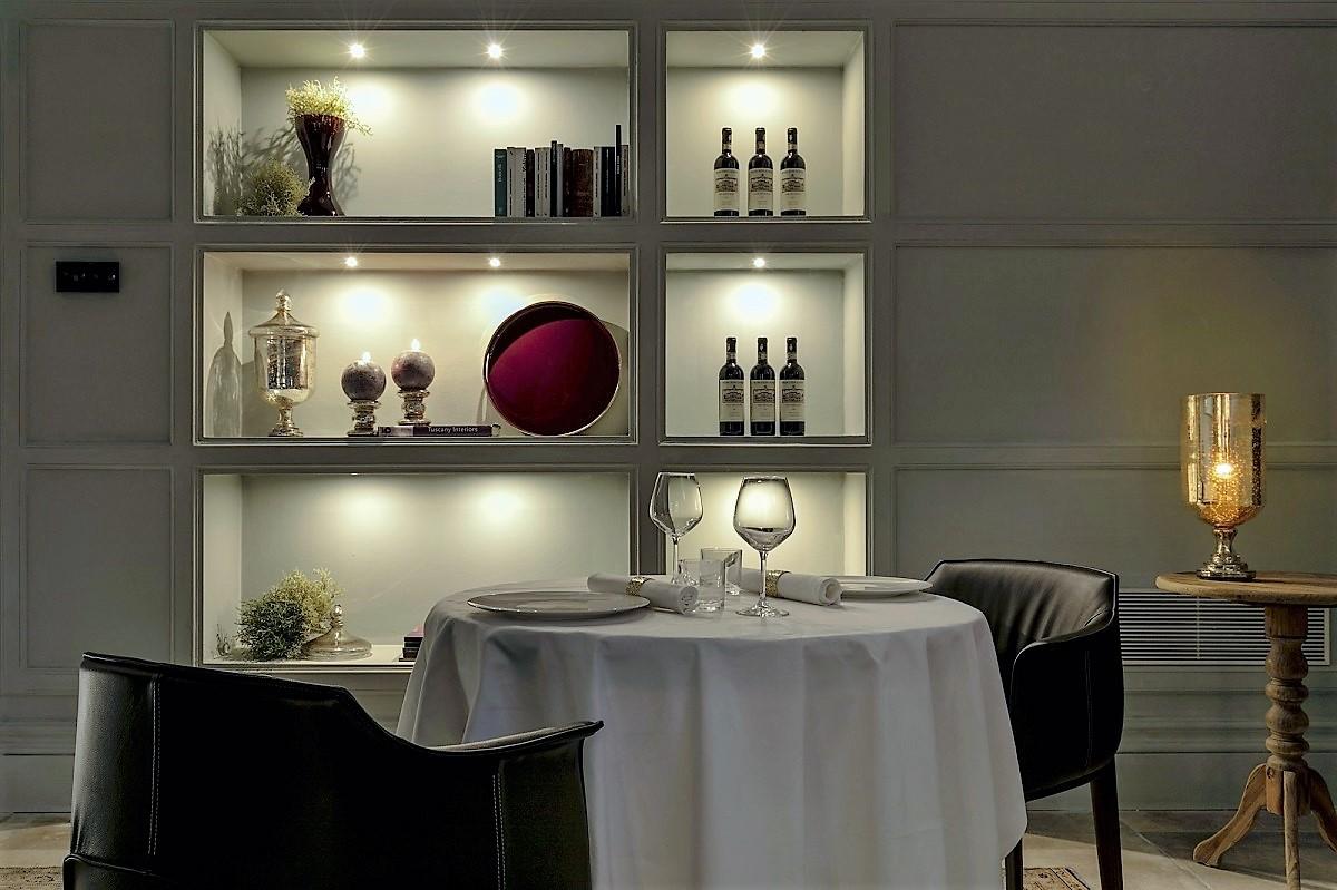Dimora Palanca Mimesi Restaurant