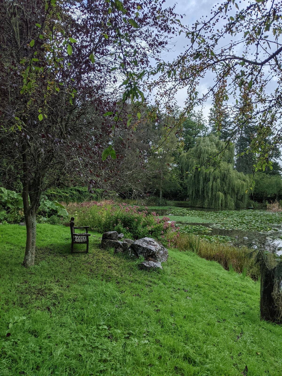 Garden Tylney Hall