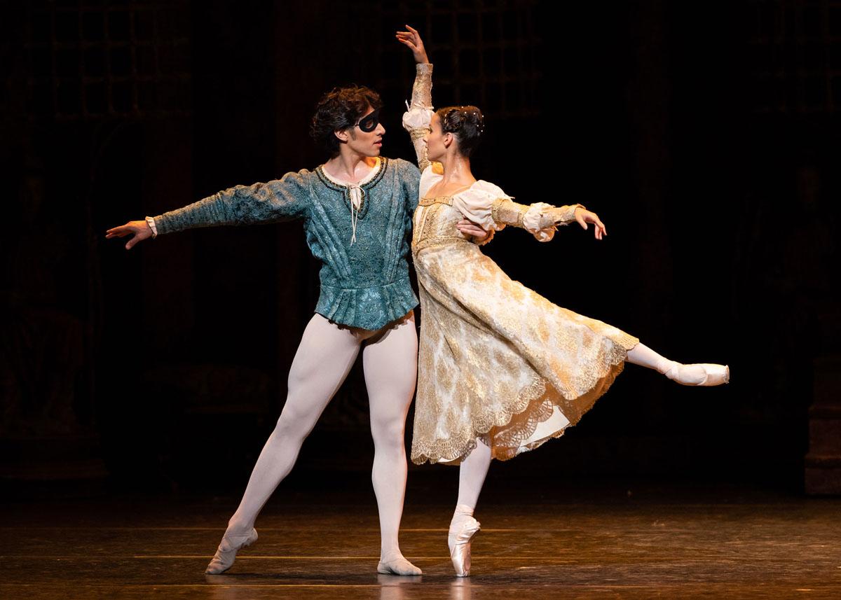 Romeo and Juliet, Royal Opera House, Autumn 2021