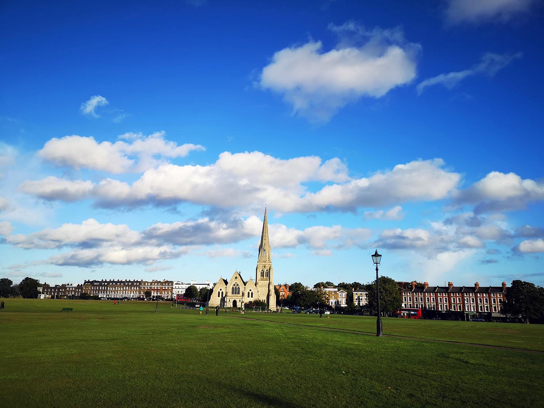 Hare&Billet_Blackheath_Church
