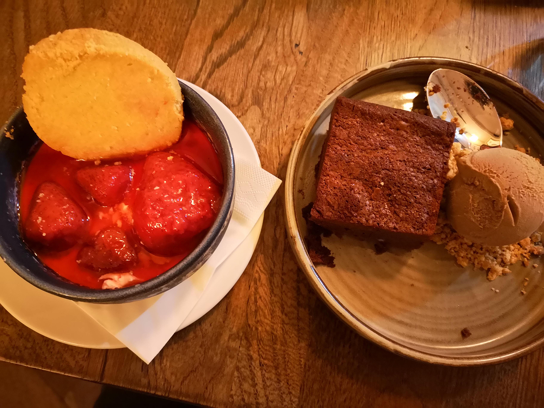 Hare&Billet_Blackheath_Desserts