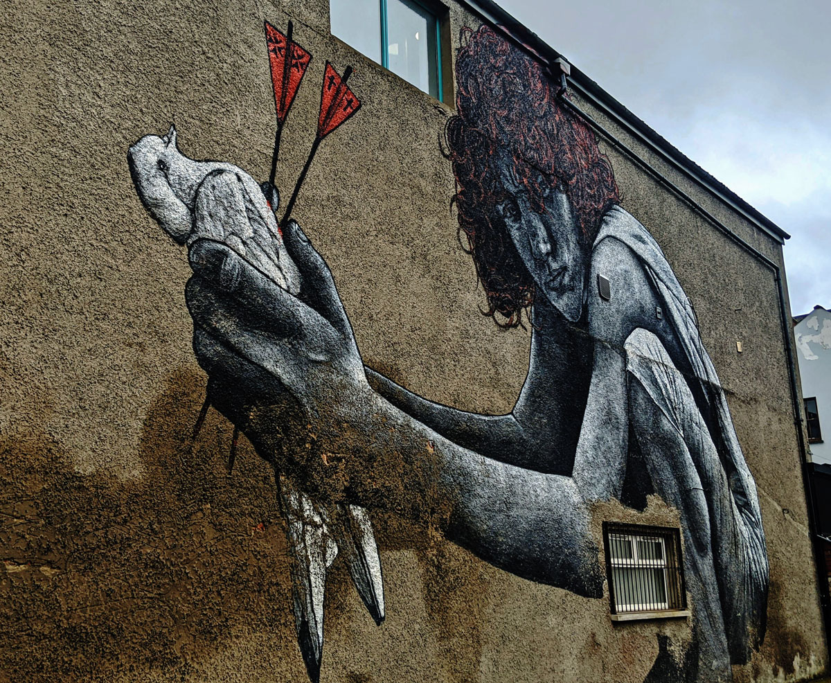 The Son of Protagoras - Belfast