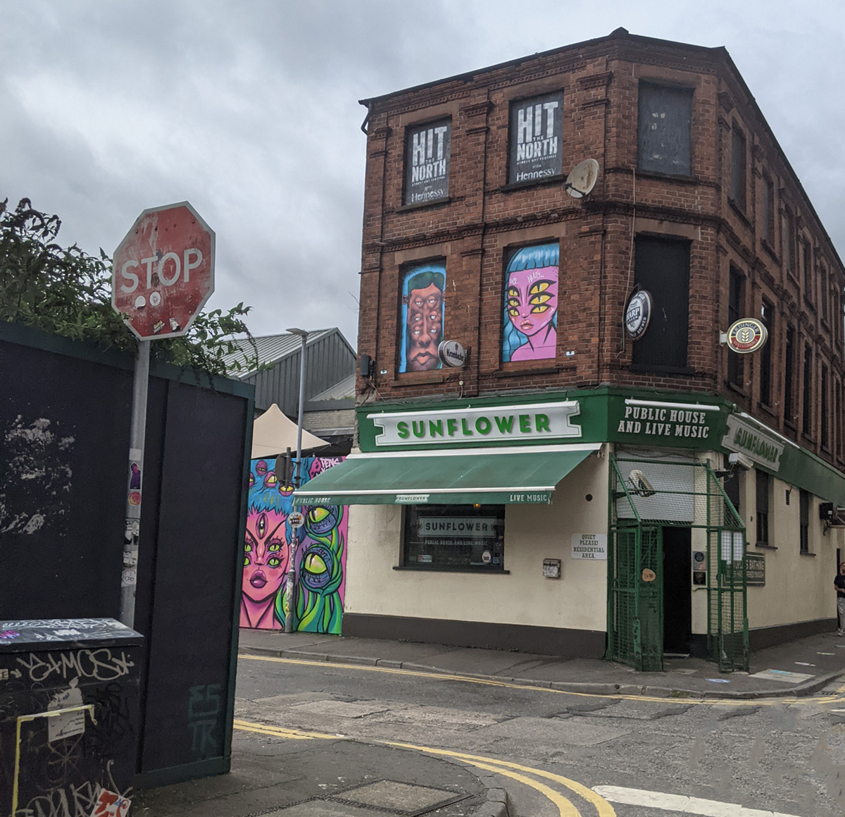 Sunflower Pub - Belfast