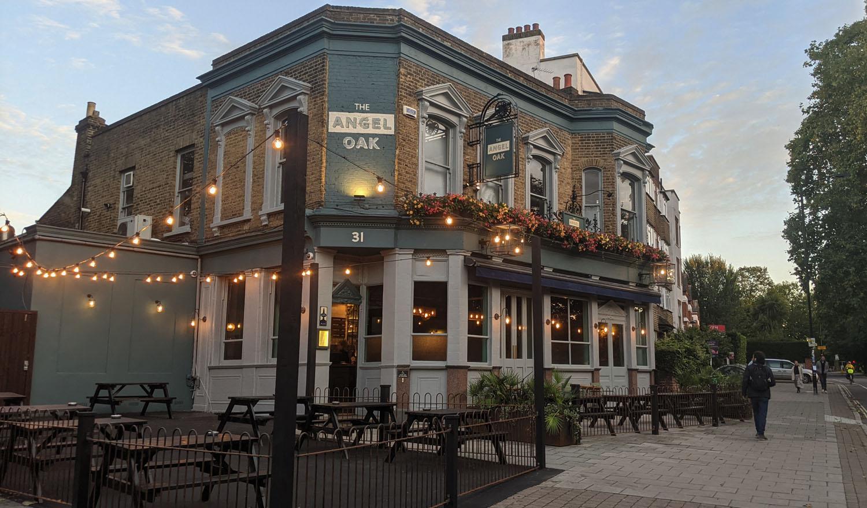 The Angel Oak Peckham Rye