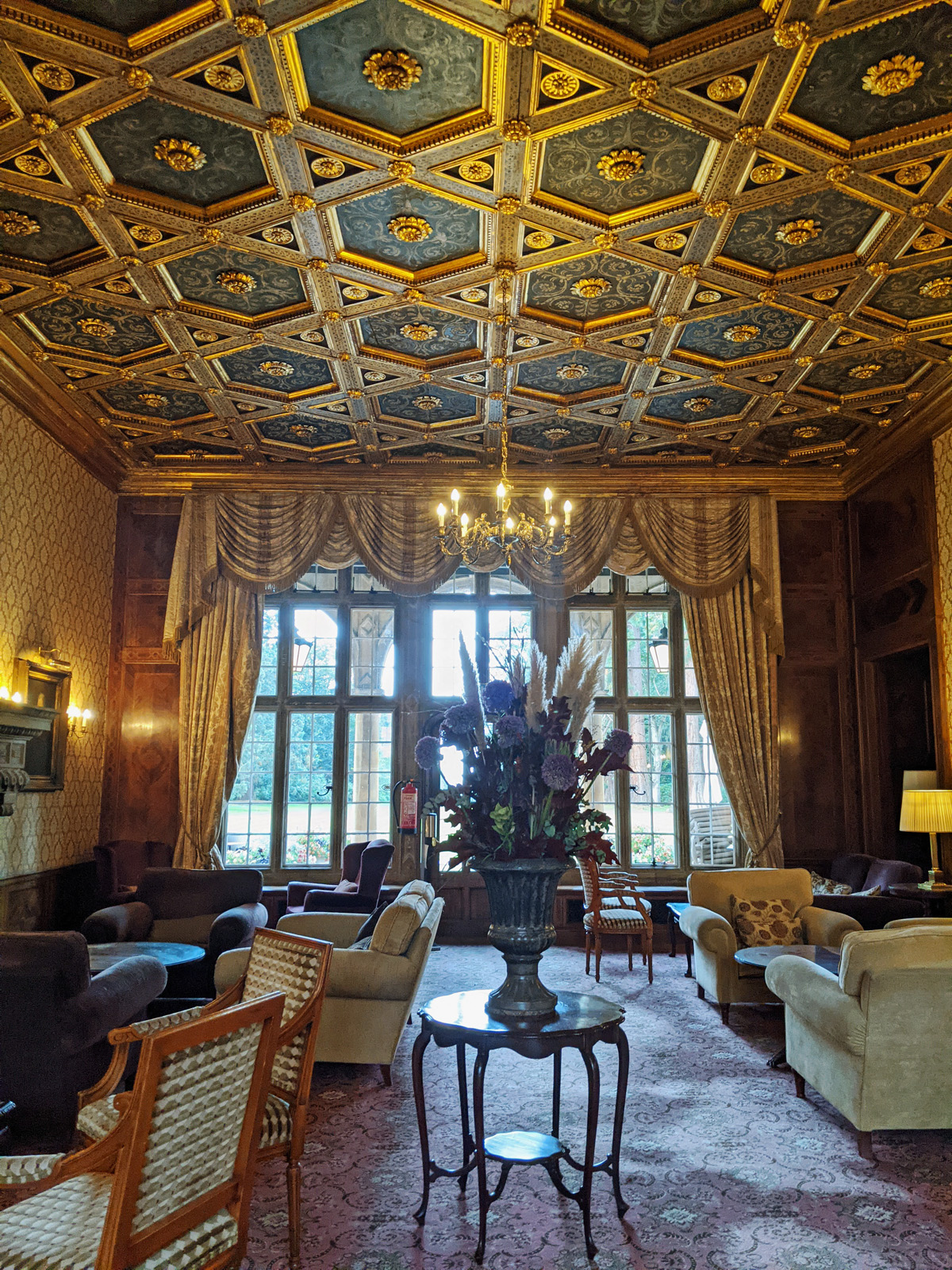 The Great Hall Tylney Hall