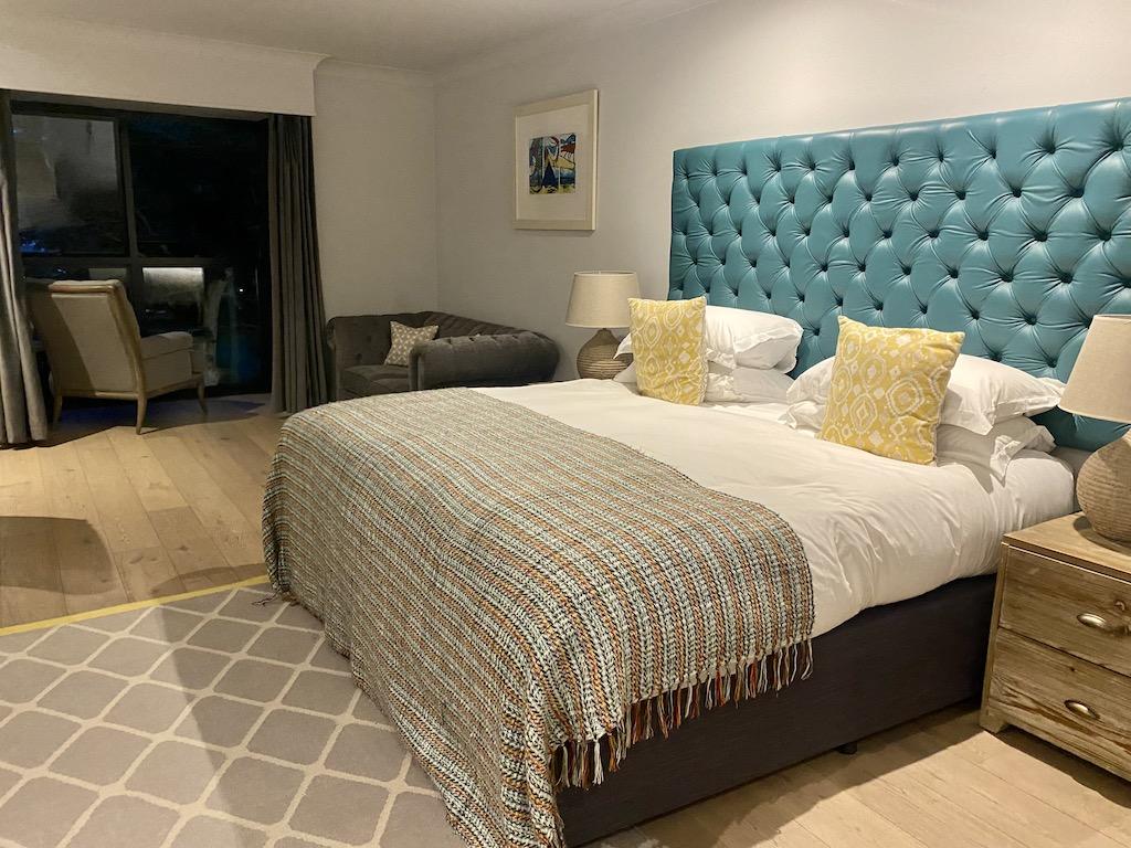 The Swan Streatley room